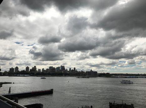 Staten Island Ferry City View 2